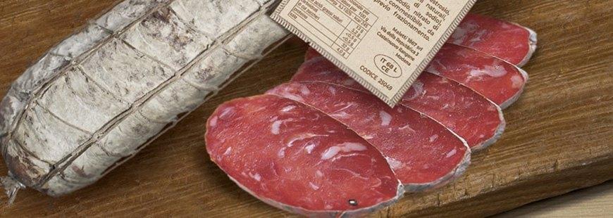 Vendita online di salami nostrani e Strolghino di Parma | Bottega Villani