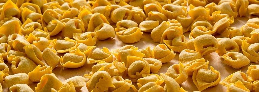 Vendita online di Tortellini e pasta fresca artigianale | Bottega Villani